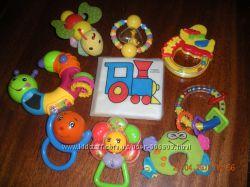 игрушки -погремушки CANPOL