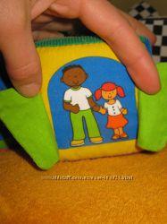 Кубики мягкие K&acutes Kids