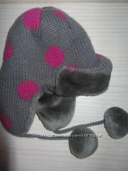 Зимова шапка на 3-4 роки