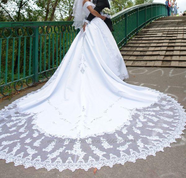 d33cff1c9f2 Шикарное свадебное платье