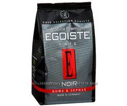 Кофе EGOISTE молотый растворимый зерно