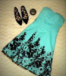 Красивое платье JANE NORMAN