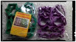Формы пластиковые для печенья