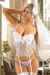 Белая свадебная красота, белье, корсеты, пеньюары Excellent beauty