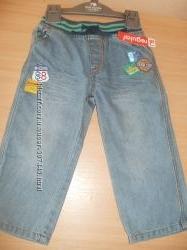 Новые джинсы Mothercare 92р