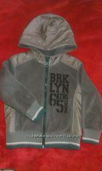 Новая флисовая курточка Benetton на 3г