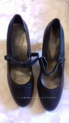 кожаные туфли footglove 5, 5