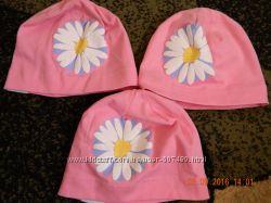 шапочки осень-весна от украинского производителя по 60 гривен