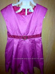 Нарядное платье H&M 2-3года