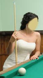 Свадебное платье xs-m для невысокой девушки