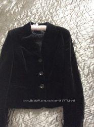 Продам красивый бархатный пиджак