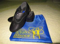 Танцевальные, туфли, для мальчиков, Club, Dance, Цена закупки, блок, кожа