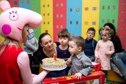 Свинка Пеппа и еще более 50 игровых программ в Киеве и Борисполе
