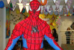 Человек-паук и еще более 50 программ для дня рождения Киев Борисполь