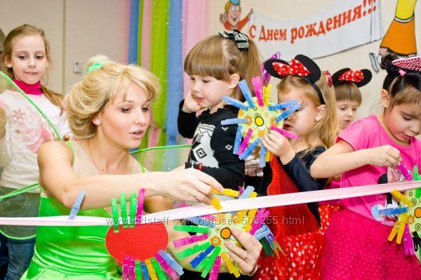 Игровой детский сценарий дня рождения