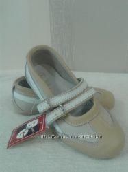 Симпатичные кожанные туфли ТМ В&G р. 30