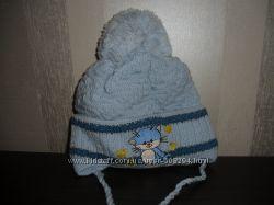 Симпатичная шапочка р. 46 - 48 см