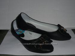 Симпатичные туфельки - балетки р. 36