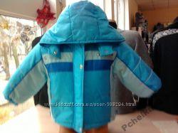 Симпатичная курточка р. 98 см