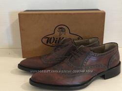 Итальянские брендовые, шикарные, классические  мужские туфли.
