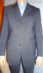 Пиджак черный р. 44