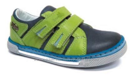 Кожаные  туфли Ren-But для мальчика