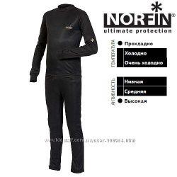 Термобелье детское подростковое NORFIN Thermo line и Nord Junior
