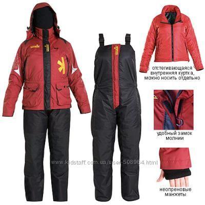 Зимний костюм лыжи, рыбалка, охота Norfin Snowflake Lady Kvinna до -30