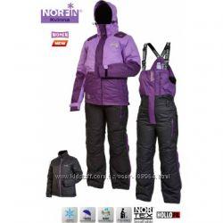 Зимний лыжи, рыбалка, охота костюм Norfin Snowflake Lady Kvinna до -30