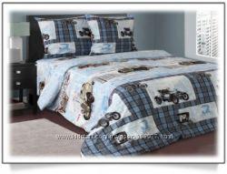 Детские постельные комплекты из тканей БлакітБеларусь