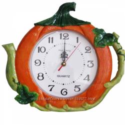 Яркие часы из полирезина