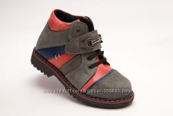 Демисезонные ботинки унисекс