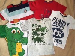 Модные футболки для мальчиков LC WAIKIKI