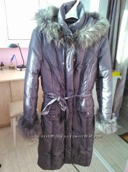 Зимнее пуховик пальто Snow Owl. Размер S.