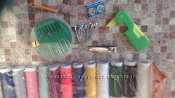 Швейный набор для девочек на урок труда
