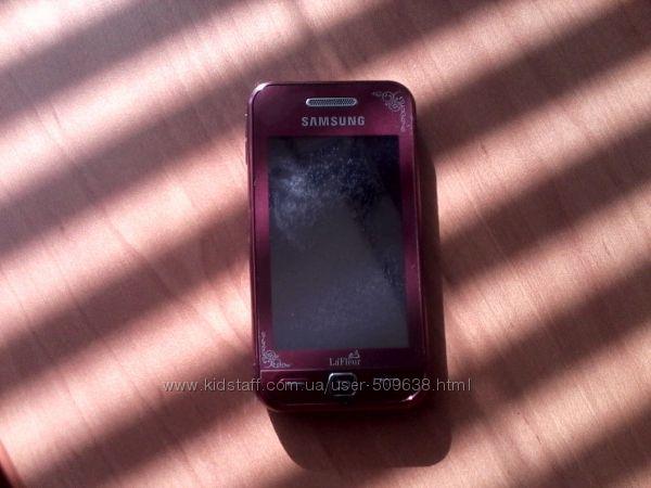 Мобильный телефон Samsung GT-S5230 La Fleur