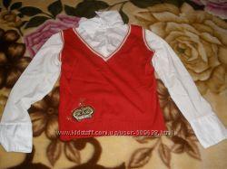 Блузки, кофточки, регланы, водолазки, рубашки, футболки с длинным рукавом