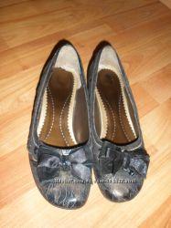 Туфли чёрные, размер 37