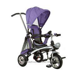 Велосипед Turbo Trike M 3212A-2 фиолетовый и другие