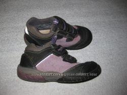 туфли демисезонные, 16 см стелька, с гортексом