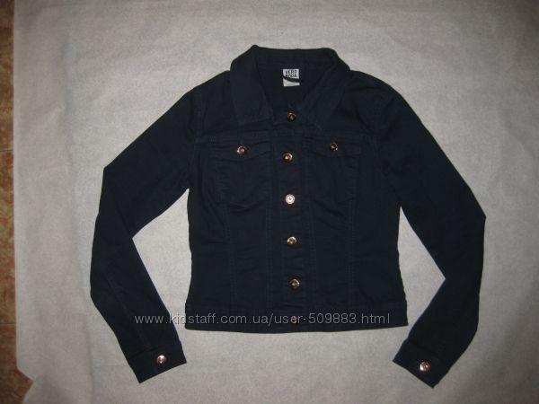 крутая куртка пиджак синяя Vero Moda, размер S