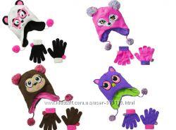 Красивые наборы- зверушки для девочек школьниц из сша Accessories 22