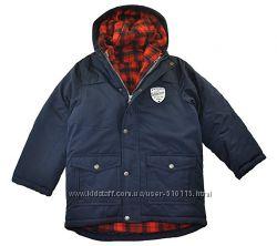 Курточки 3 в 1 для мальчиков  на 7 и 8 лет Carters из сша.