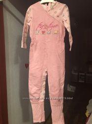 Пижама - слип  человечек chicco 98 см