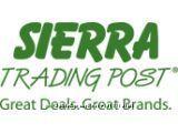 Sierra Trading Post под минус 30