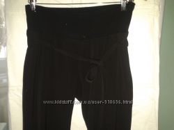 брюки для беременных, черные