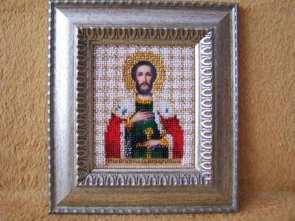 Икона благоверный Александр