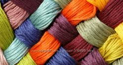 Ищу на обмен нитки для вязания крючком и спицами в любых количествах