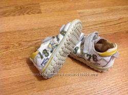 Кожаные сандали - босоножки Primigi 22 размер 12, 5-13 см. по стельке