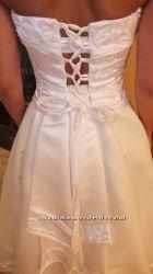 Свадебный комплект, размер S, часть 1